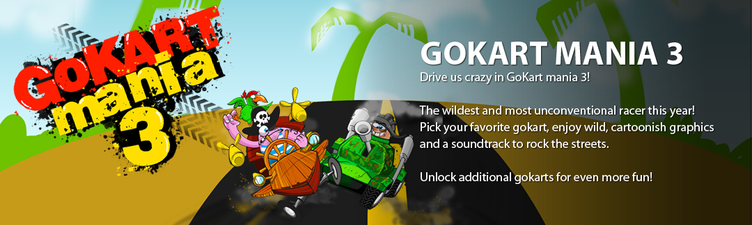 Download Gokart Mania 3