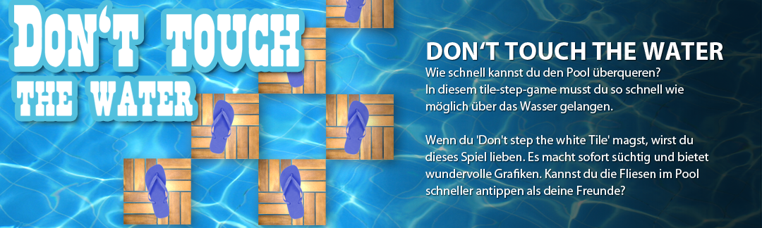 Download Don't touch the Water